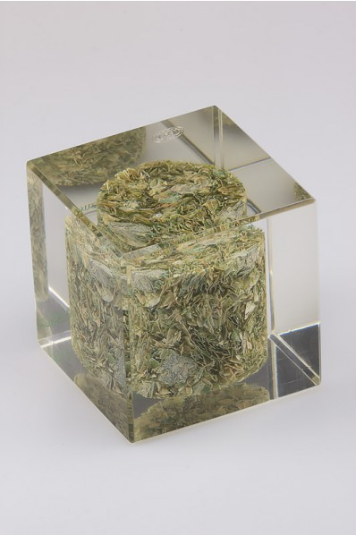 Cube acrylique