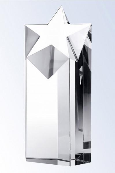 Trophée de verre : Totem étoile