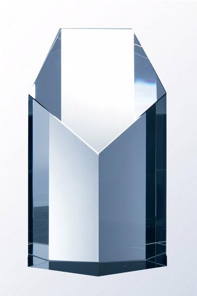 Trophée en verre : Grand obélisque
