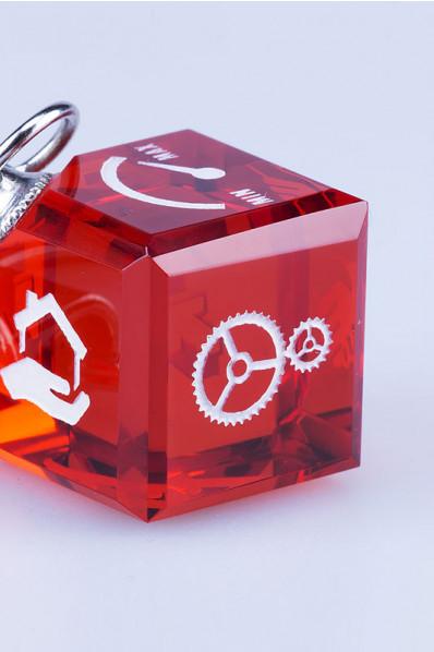 Pendentif cube