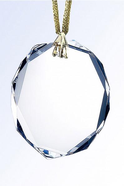 Médaille de verre