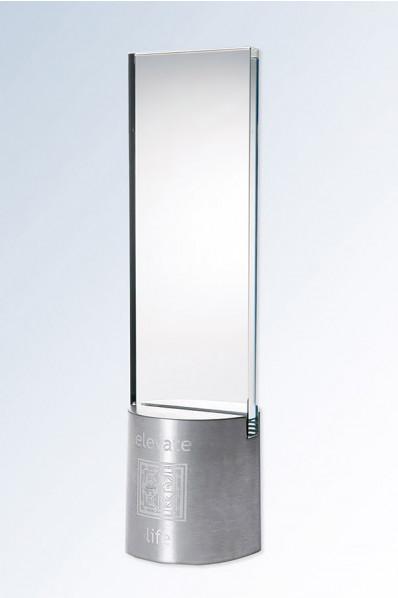 Statuetette en verre