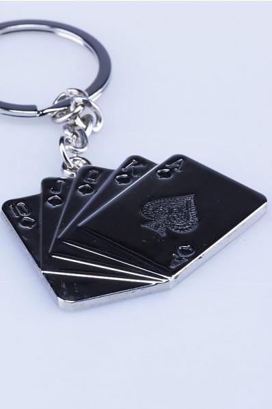 Porte-clé Cartes