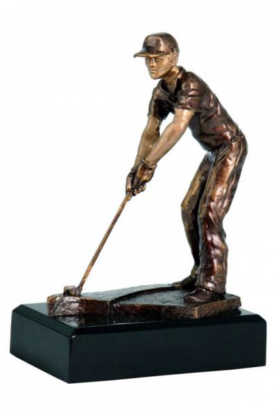 """Statuette """"Golfeur"""""""