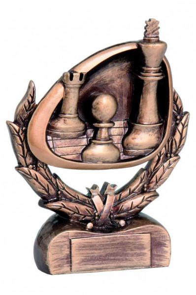 Champion des jeux échecs.
