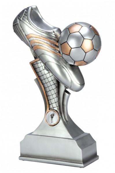 Statuette de football