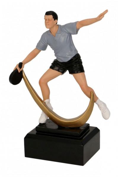 Joueuse de tennis en action