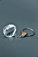 Un porte-clés coeur
