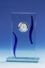 Statuette horloge