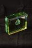 Trophée en verre : Bloc 10